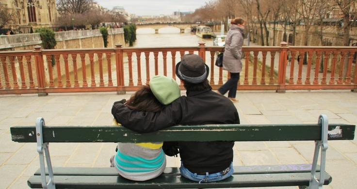 Parisian romance, pic courtesy-Oliv Latuputty 1